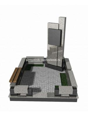 Мемориальный комплекс 3Д-9